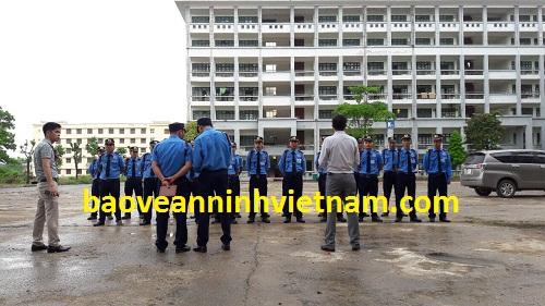 Công ty dịch vụ bảo vệ tại tphcm