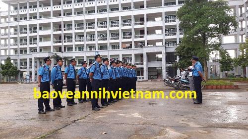 Dịch vụ bảo vệ Bắc Ninh Bắc Giang