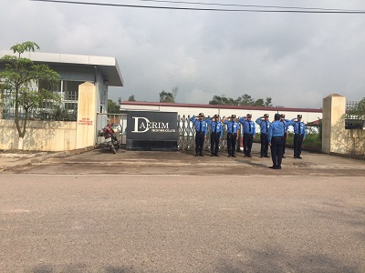 Triển khai bảo vệ chuyên nghiệp tại Sông Công