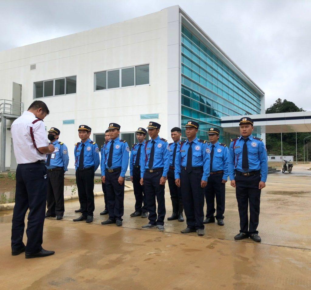 Công việc nhân viên bảo vệ