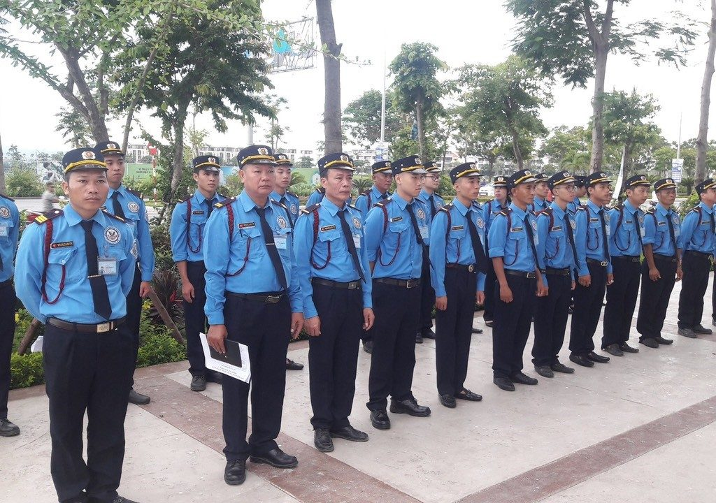 Công ty bảo vệ tại Sơn La
