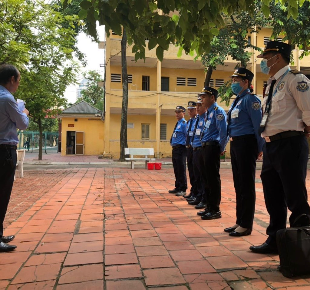 Công ty bảo vệ tại Tuyên Quang