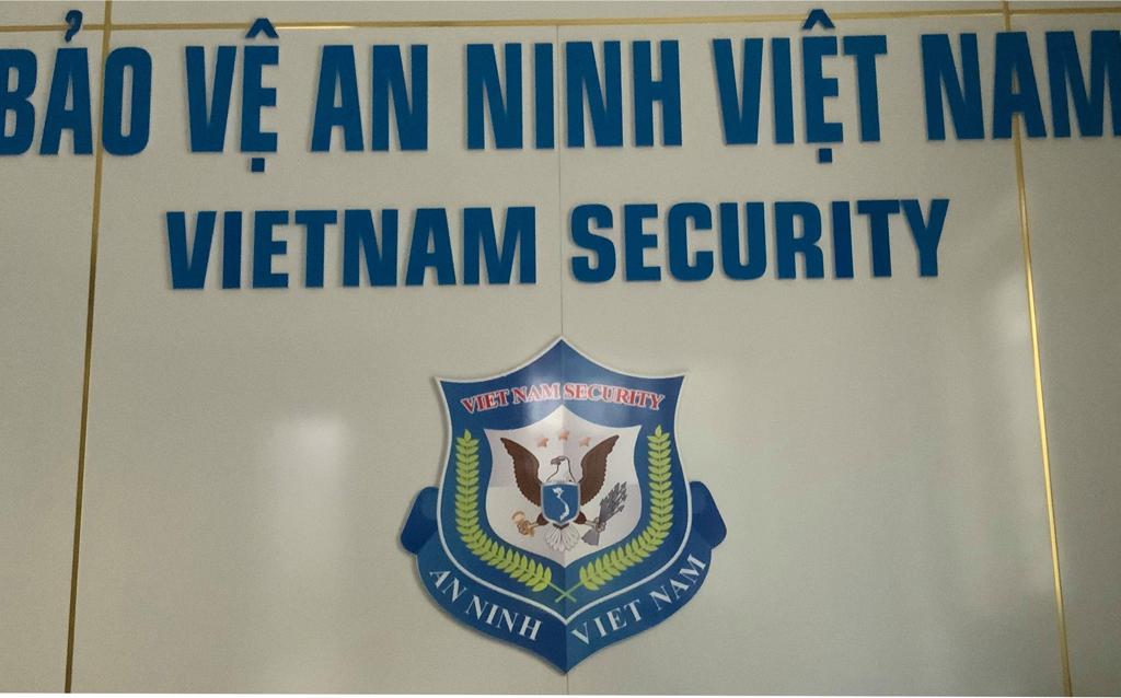 Bảo vệ An Ninh Việt Nam cho sự an toàn của bạn