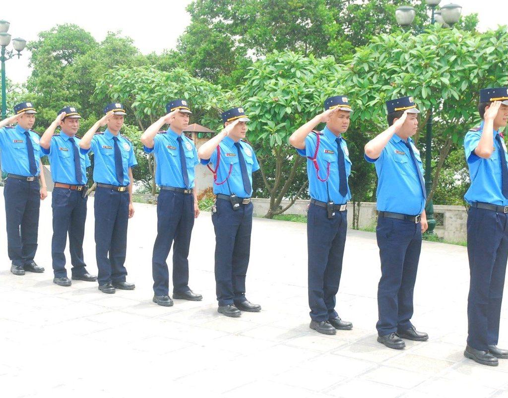 công ty bảo vệ tại Thành phố Hồ Chí Minh
